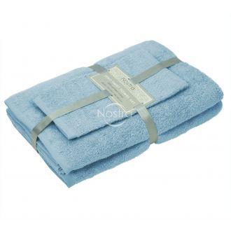 3-х предм. набор полотенец 380 ZT 380 ZT-PLACID BLUE