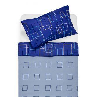 Постельное бельё из бязи DELILAH 30-0248-BLUE