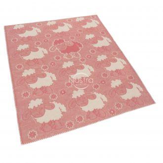 Детское одеяло SPRING 80-1022-PINK