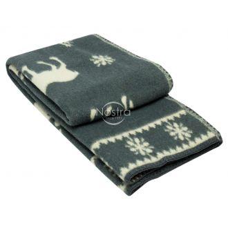 Blanket MERINO 80-3056-GREY