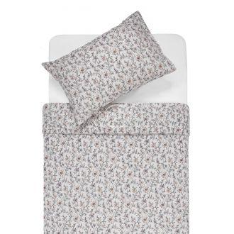 Cotton bedding set DERORA 20-1529-OPT.WHITE