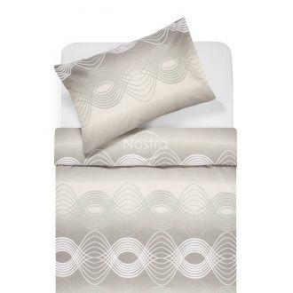 Cotton bedding set DERBY 30-0562-L.GREY
