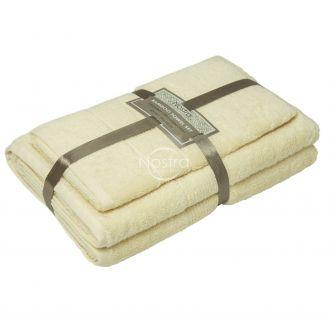 Bamboo towels set BAMBOO-600 T0105-VANILLA