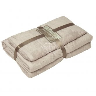 Bamboo towels set BAMBOO-600 T0105-ORCHID TINT