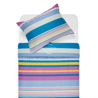 Sateen bedding set AGATA 30-0452-MULTY