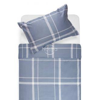 Satīna gultas veļa ADALWOLFA 30-0548-STONE BLUE