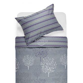 Sateen bedding set ADDISON 40-1118/30-0594-GREY