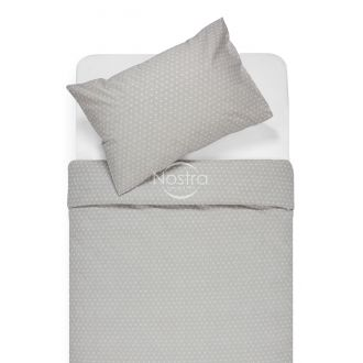 Renforcé bedding set NINA 30-0512-GREY