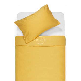Premium maco sateen bedding set CAMILA 00-0283-YELLOW