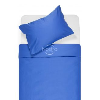 Premium maco sateen bedding set CAMILA 00-0281-MARINA BLUE