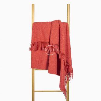 Плед ZELANDIA 80-3097-MELANGE XMAS RED