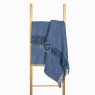 Плед ZELANDIA 80-3097-MELANGE BLUE