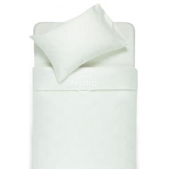 Постельное бельё из сатина ADELA 00-0000-OPT.WHITE