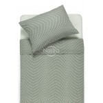 Flaneļa gultas veļa BELLA 30-0508-GREY