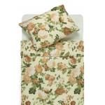 Kokvilnas gultas veļa DARYL 20-0340-BEIGE
