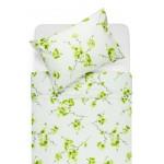Kokvilnas gultas veļa DOLLEY 20-0085-GREEN