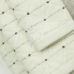 3 daļu dvieļu komplekts T0107 T0107-WHITE