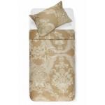 Satīna gultas veļa ADRA 40-1180-NATURAL