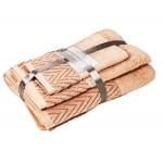 3 pieces towel set T0108