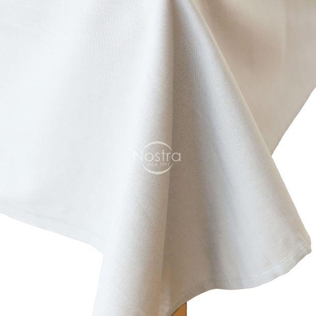 White cotton sheet