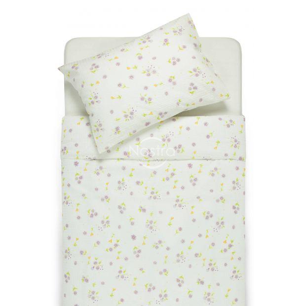 Burzīta gultas veļa EVELINA