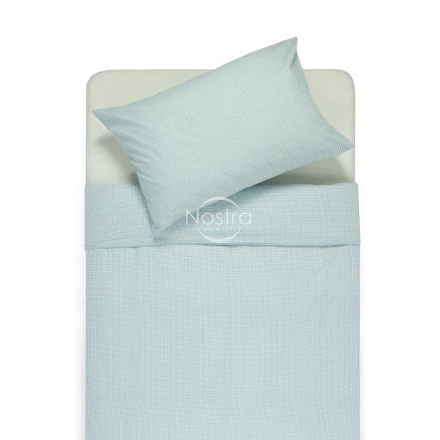 Bērnu katūna gultas veļa LITTLE CHECKS