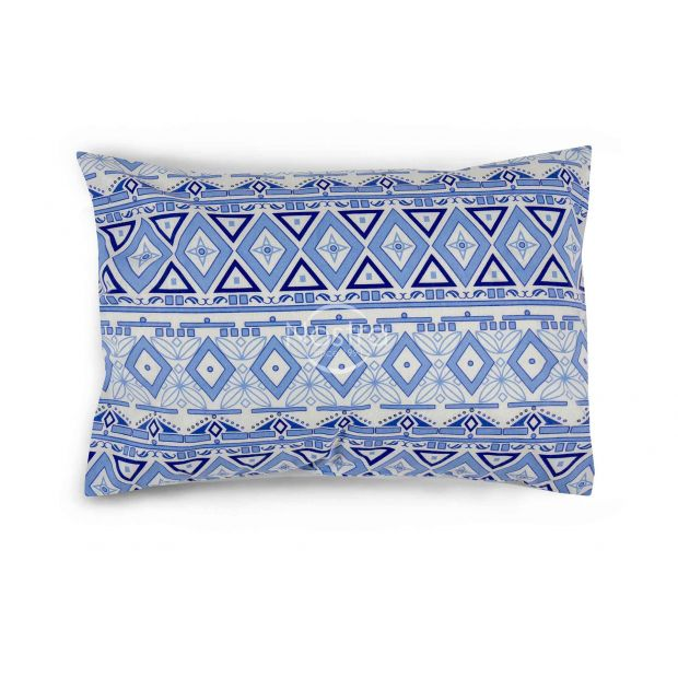 Flannel pillow cases with zipper