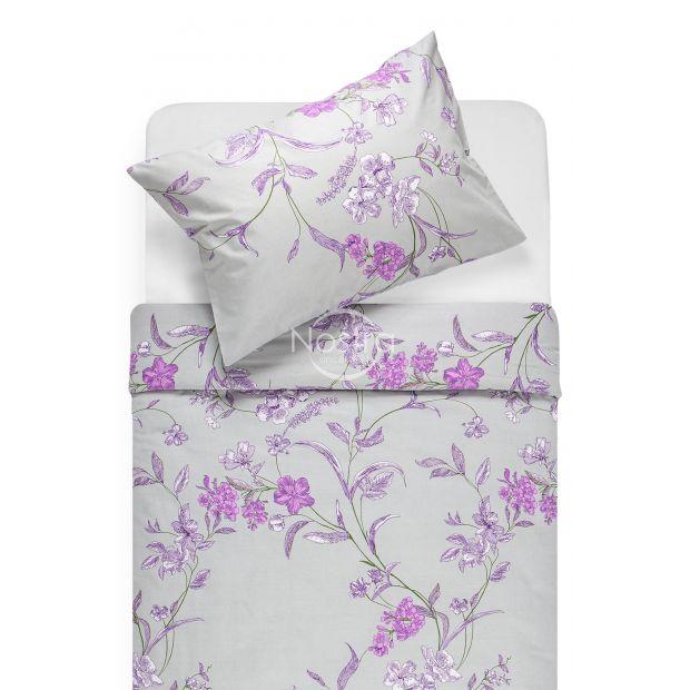 Kokvilnas gultas veļa DUSTEE 20-0569-L.GREY