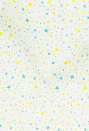 Детское фланелевое постельное белье SOFT STARS