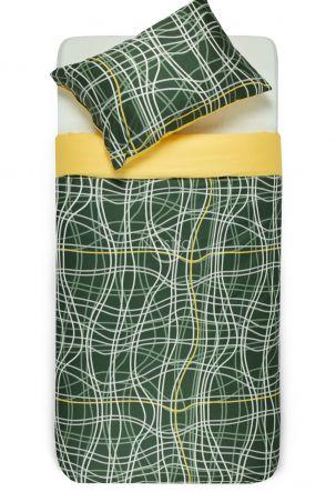 Постельное белье из Mako Сатина CRYSTAL