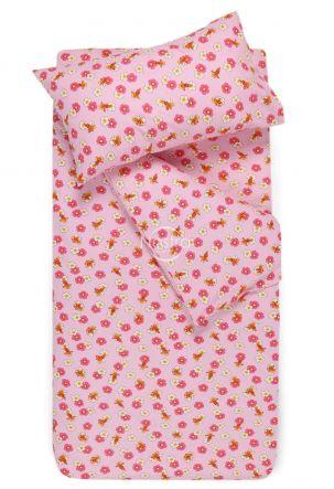 Children flannel bedding set LITTLE BEES