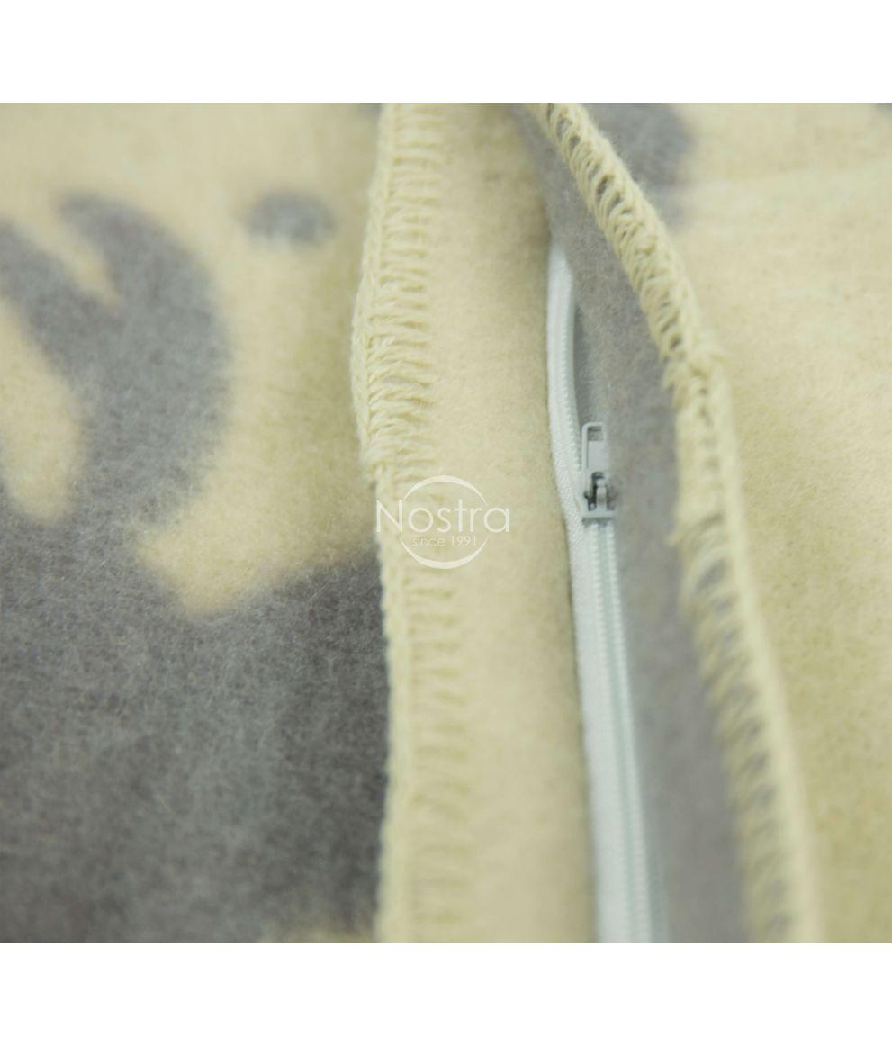 Мериносовая шерстяная наволочка