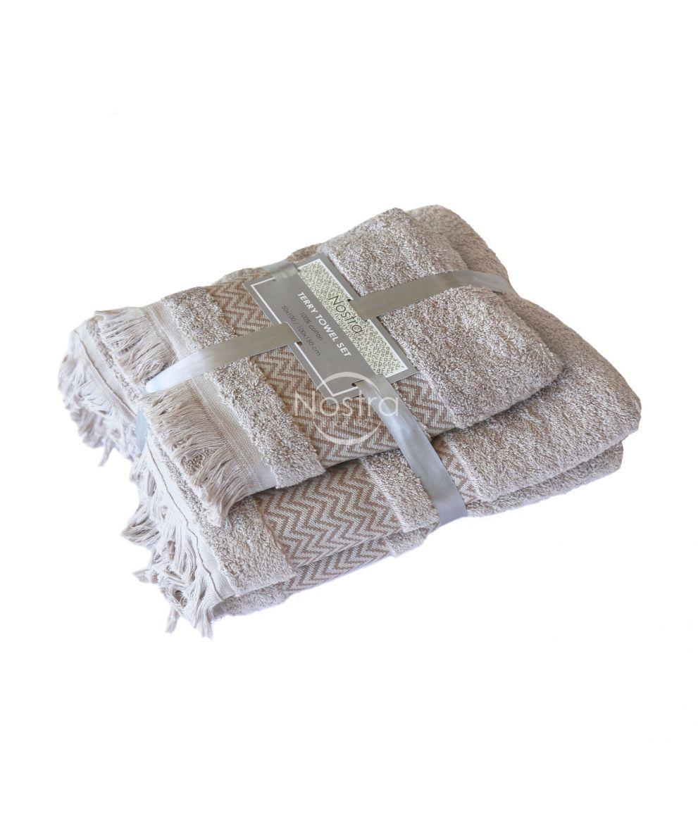 2-х предм. набор полотенец T0058
