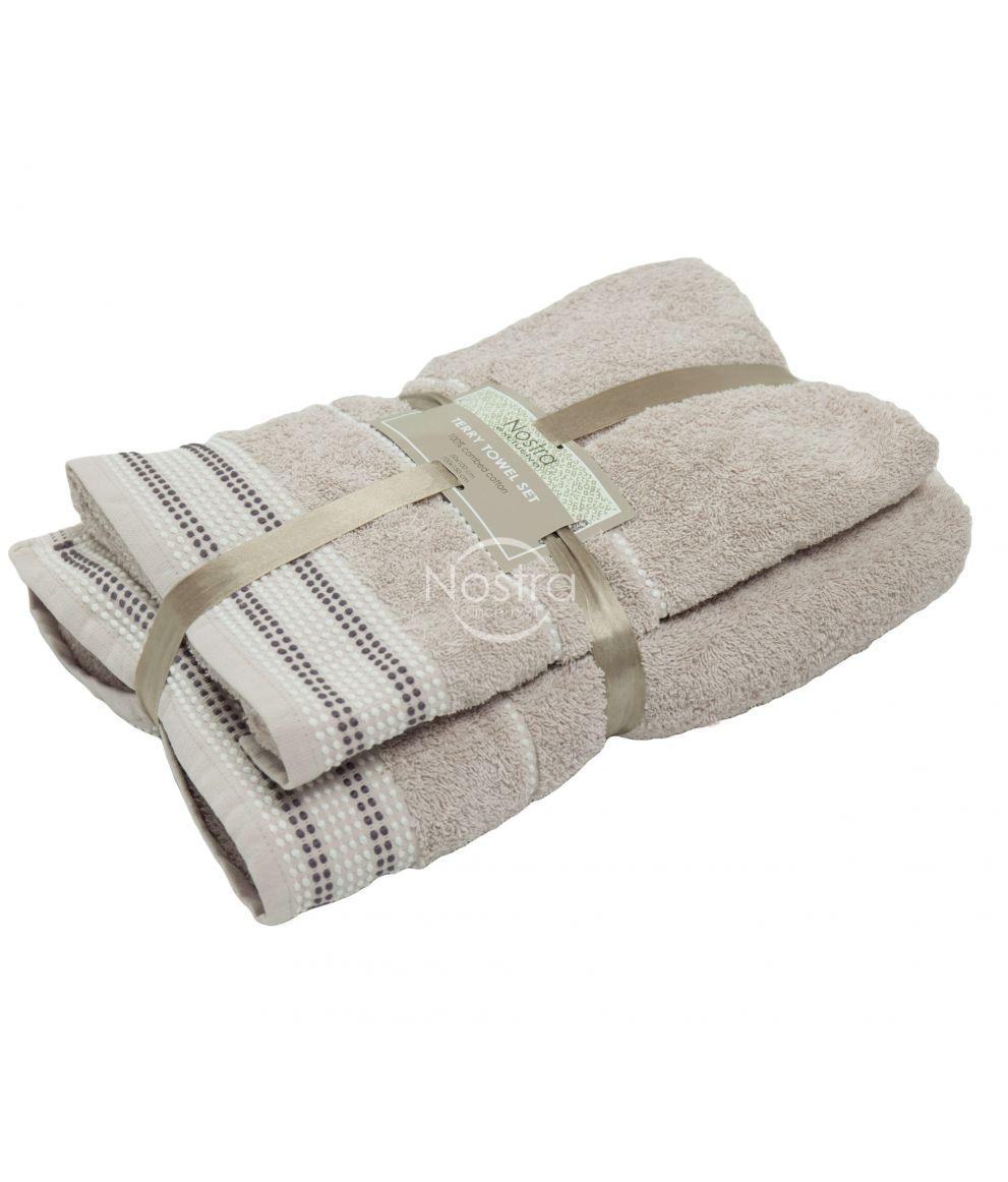 2 pieces towel set T0044