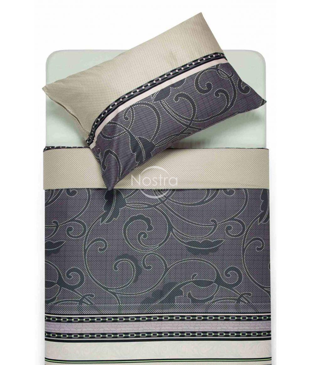 Premium maco sateen bedding set CLARA