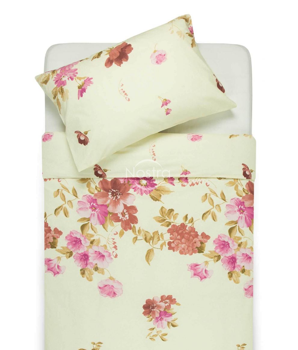 Kokvilnas gultas veļa DEBORA