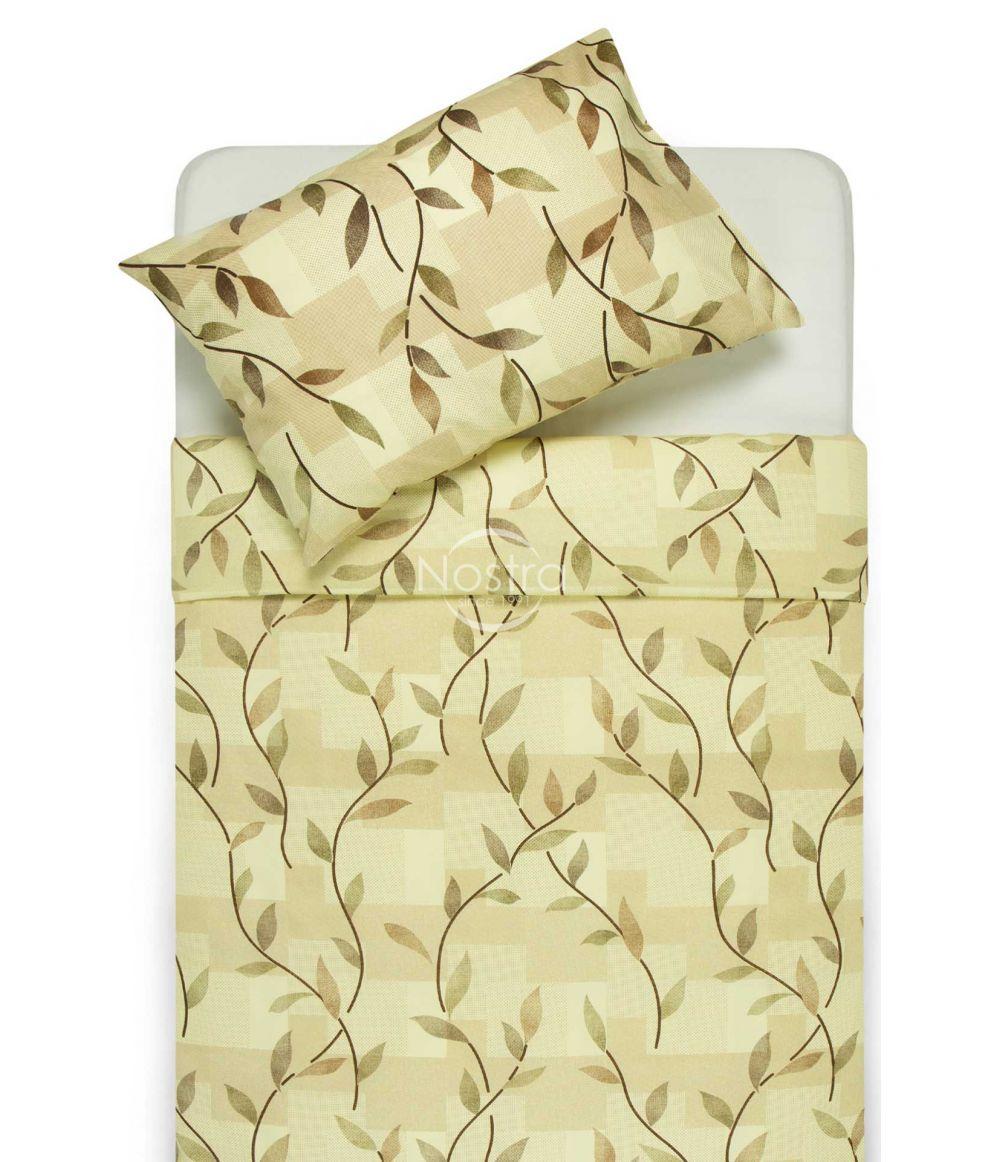 Kokvilnas gultas veļa DINARA