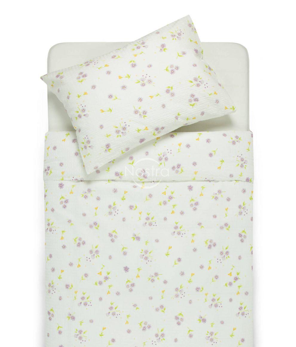 Seersucker bedding set EVELINA