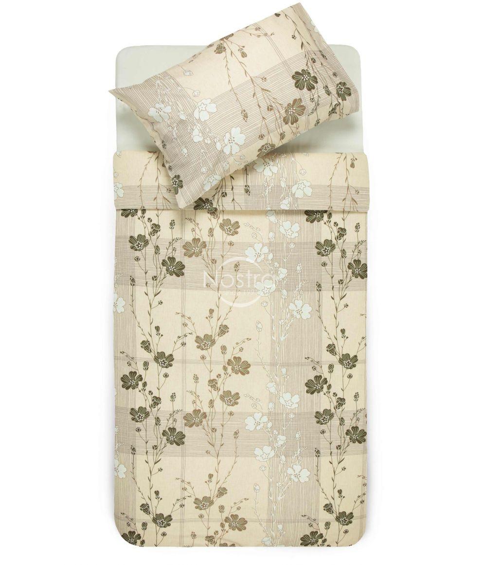 Kokvilnas gultas veļa DORINA