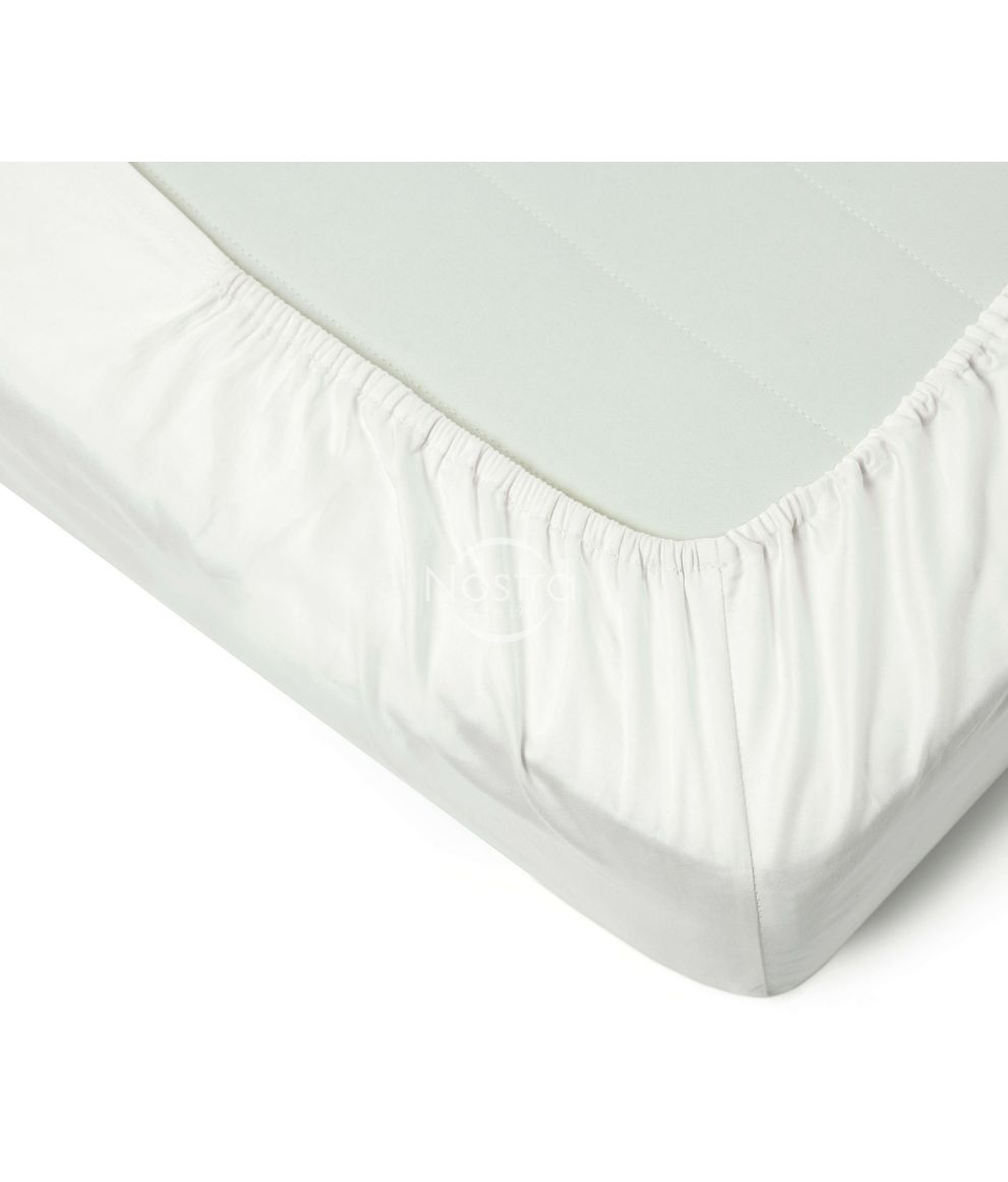 Fitted sateen sheets MONACO