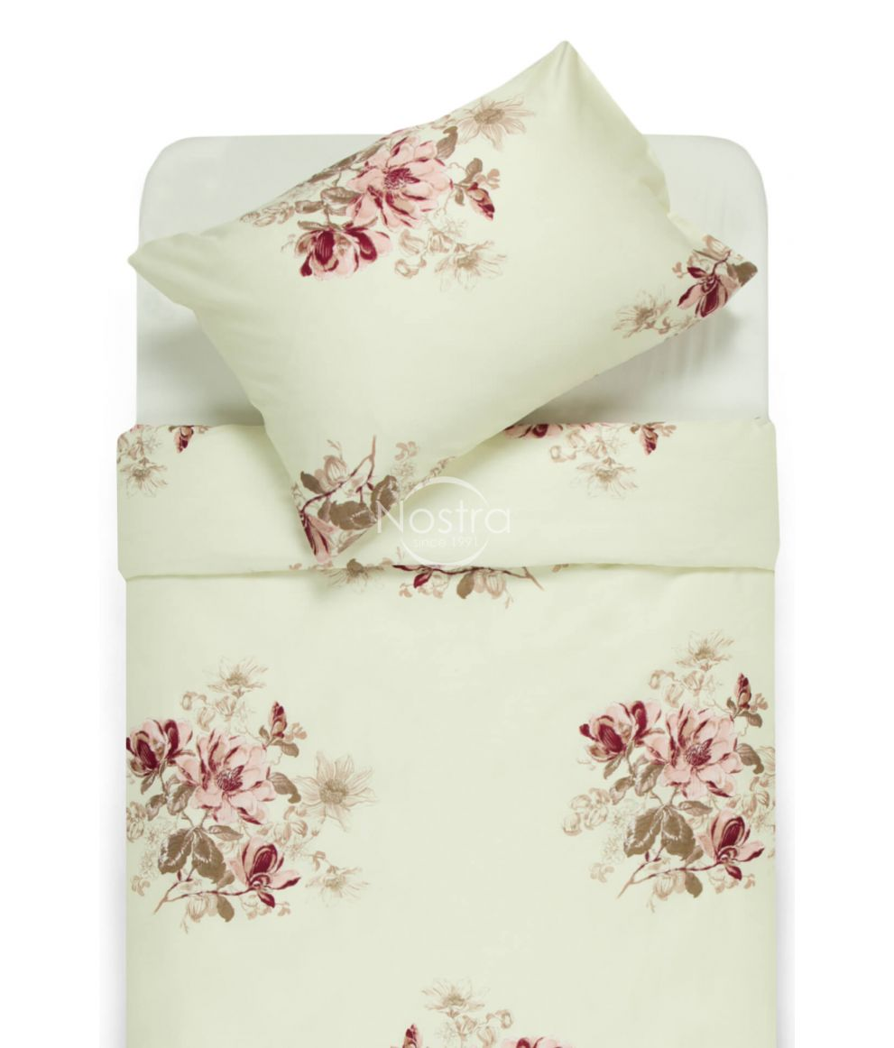 Sateen bedding set AUBREE