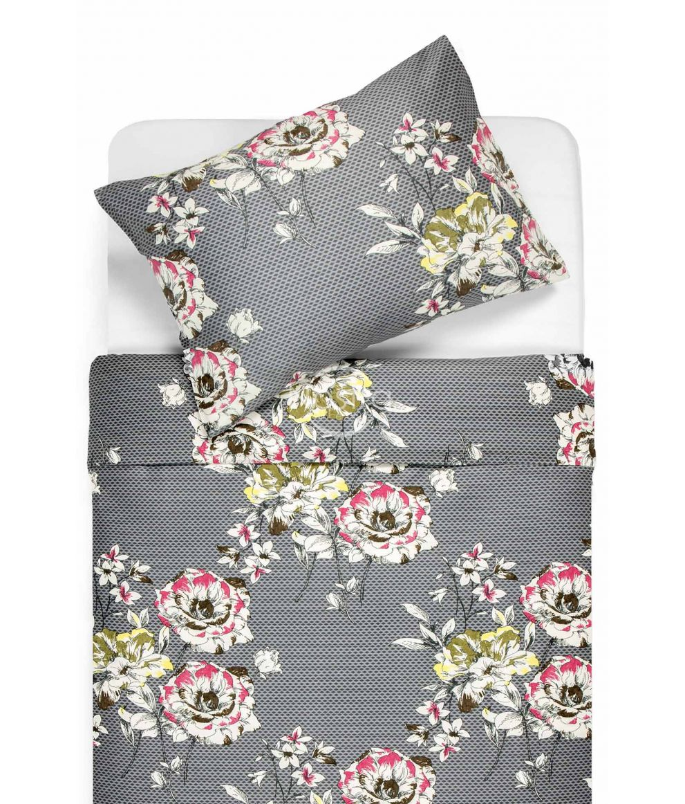 Sateen bedding set ANDONIA