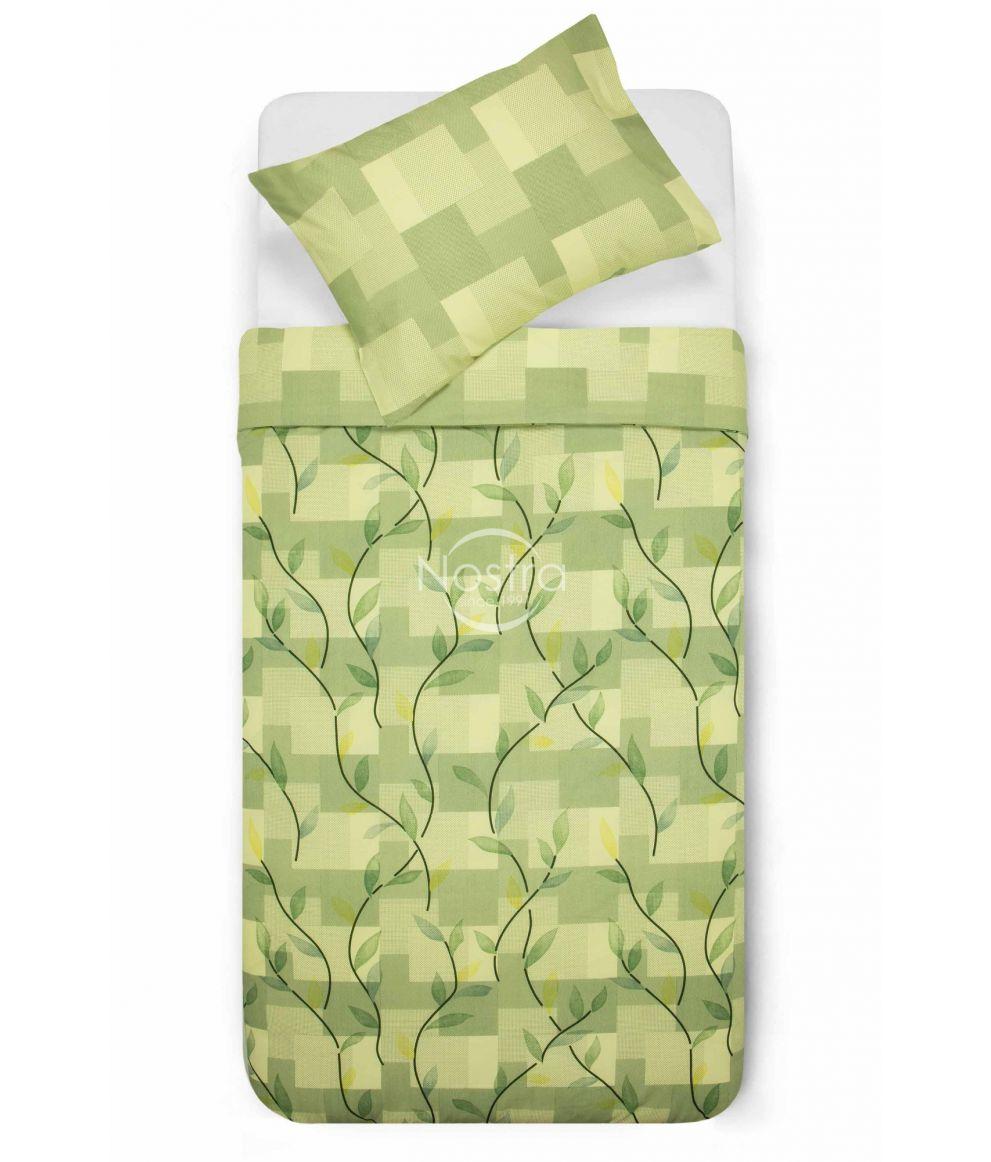 Kokvilnas gultas veļa DREW