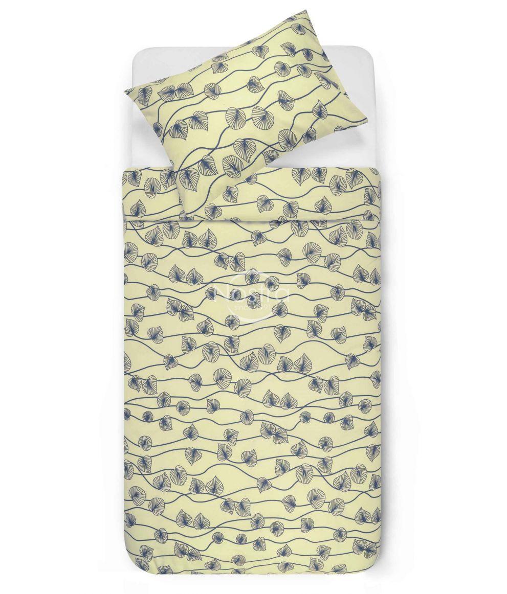 Kokvilnas gultas veļa DALARY