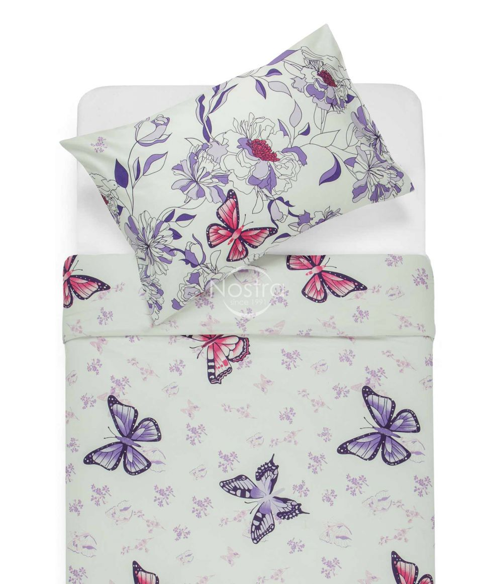 Kokvilnas gultas veļa DANA