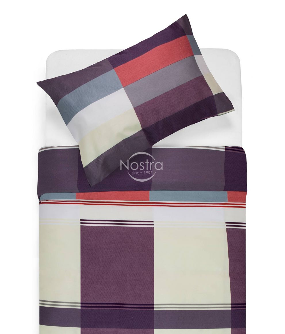 Sateen bedding set ABAIGAEL