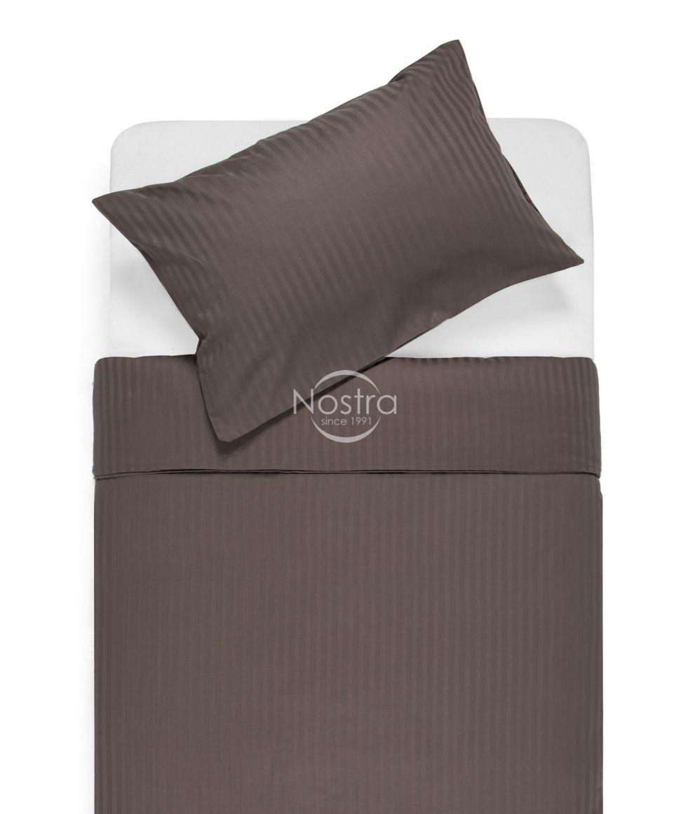 Satīna gultas veļa ADELINDA 00-0211-1 CACAO MON
