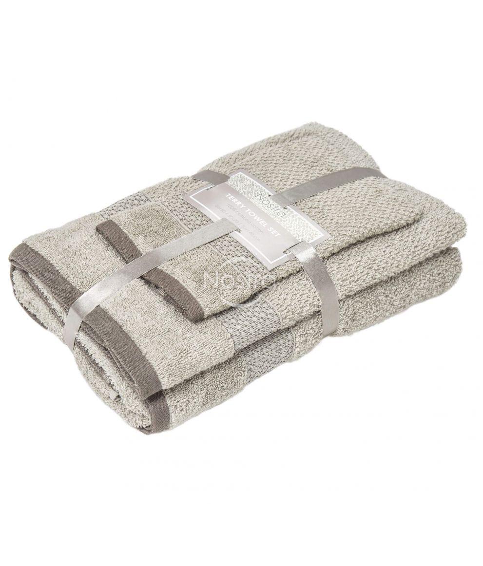 3-х предм. набор полотенец T0106