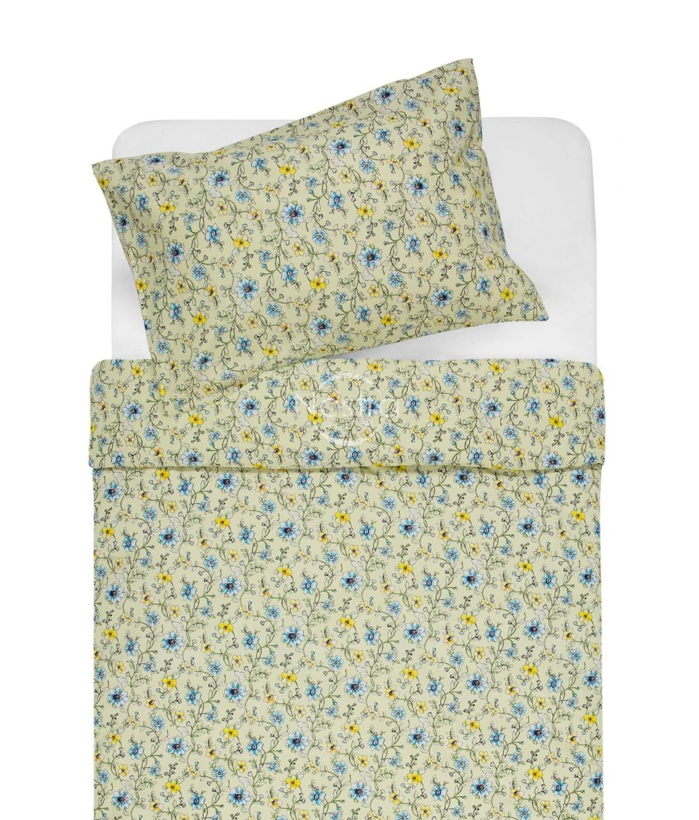 Kokvilnas gultas veļa DERORA