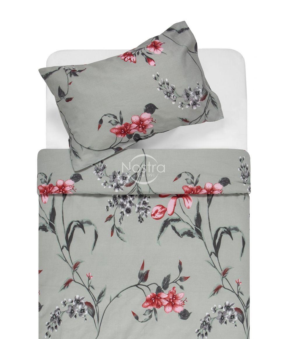 Kokvilnas gultas veļa DERVAL